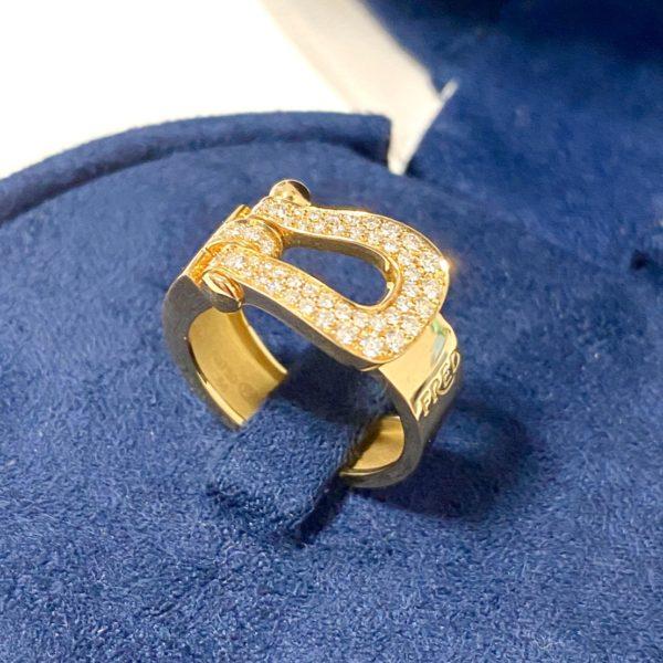 FRED フォース10 ダイヤモンドリングお買取りいたしました!