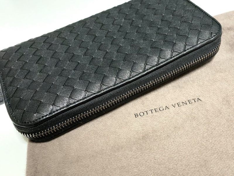 ボッテガ・ヴェネタの長財布をお買取りいたしました!