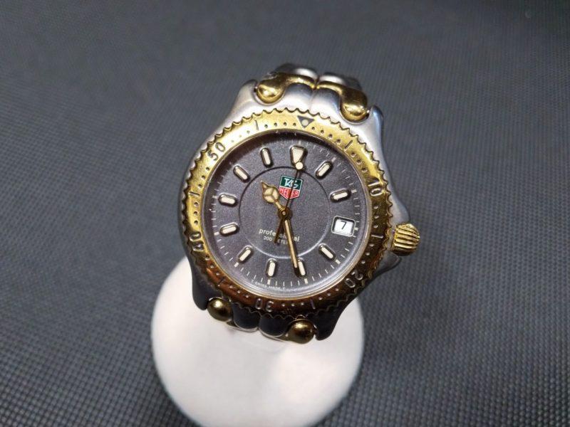 タグ・ホイヤーの時計をお買取りしました!