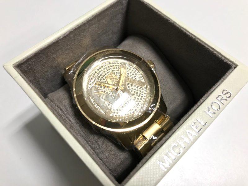 マイケルコースの腕時計お買取りいたしました!
