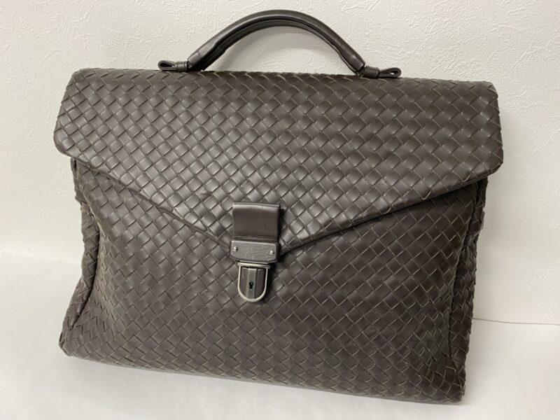 ボッテガ・ヴェネタのブリーフケースをお買取りいたしました!