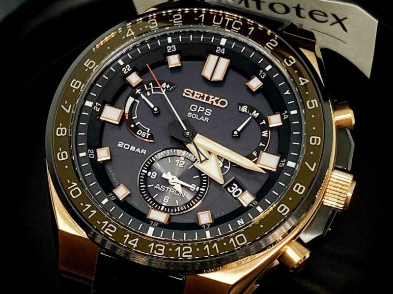 セイコーアストロン腕時計お買取りいたしました!京都の質屋【質】フクユウ