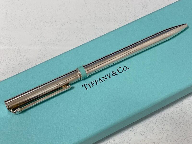 ティファニーSV925ボールペンをお買い取りいたしました!京都の質屋【質】フクユウ